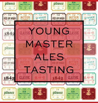 Young Master Ales Tasting at The Happiest of Happy Hours